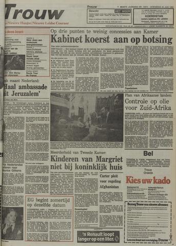 Nieuwe Leidsche Courant 1980-06-25