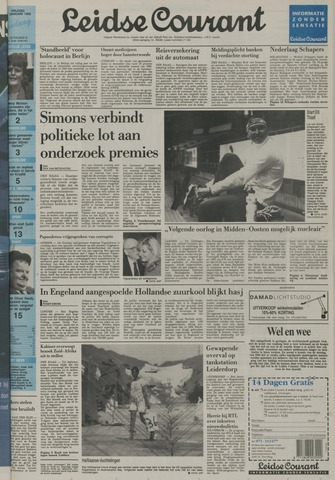 Leidse Courant 1992-01-17