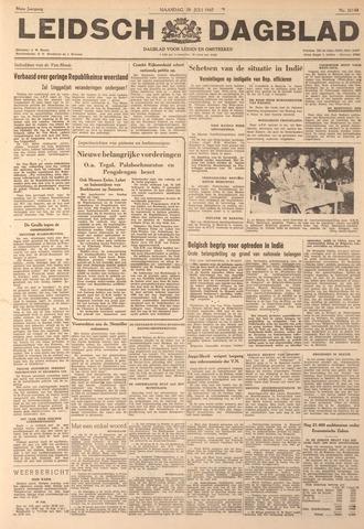 Leidsch Dagblad 1947-07-28