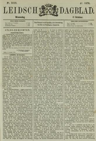 Leidsch Dagblad 1876-10-11