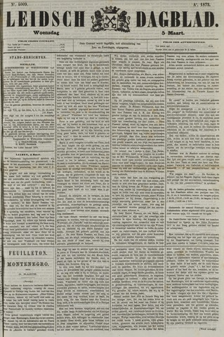 Leidsch Dagblad 1873-03-05