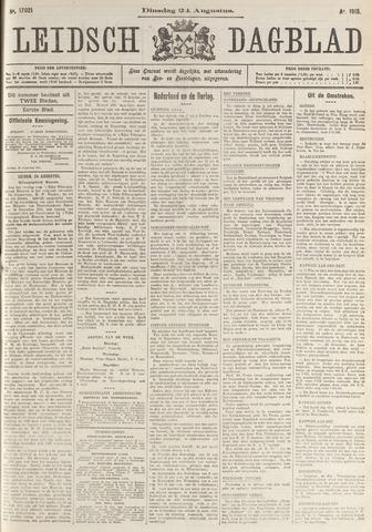 Leidsch Dagblad 1915-08-24