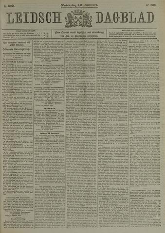 Leidsch Dagblad 1909-01-16