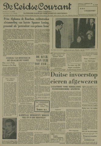 Leidse Courant 1964-02-07