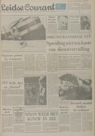 Leidse Courant 1972