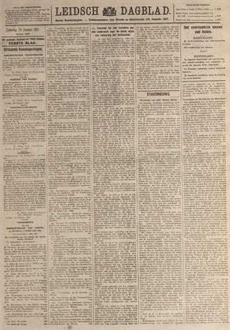 Leidsch Dagblad 1921-01-29