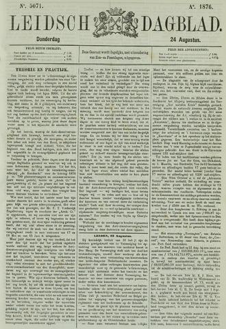 Leidsch Dagblad 1876-08-24