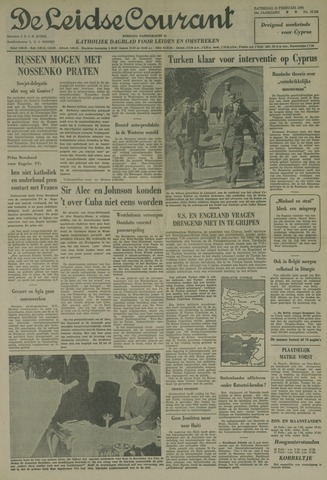 Leidse Courant 1964-02-15