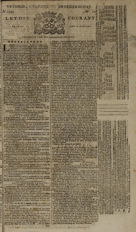 Leydse Courant 1795-01-23