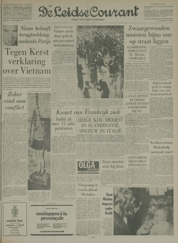 Leidse Courant 1969-12-09