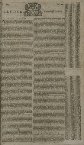 Leydse Courant 1745-09-15