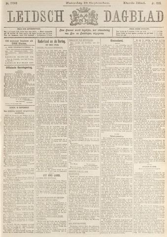 Leidsch Dagblad 1915-09-18
