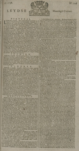 Leydse Courant 1736-09-03