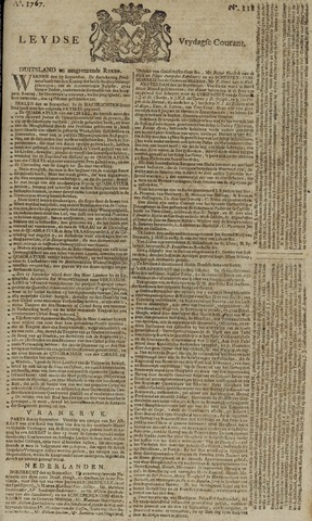 Leydse Courant 1767-10-02