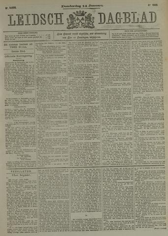 Leidsch Dagblad 1909-01-14