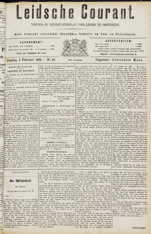 Leydse Courant 1890-02-04
