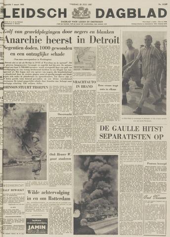 Leidsch Dagblad 1967-07-25