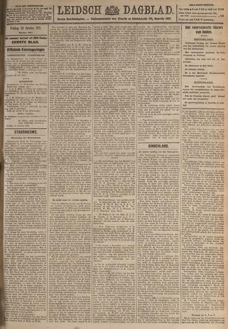 Leidsch Dagblad 1921-10-28