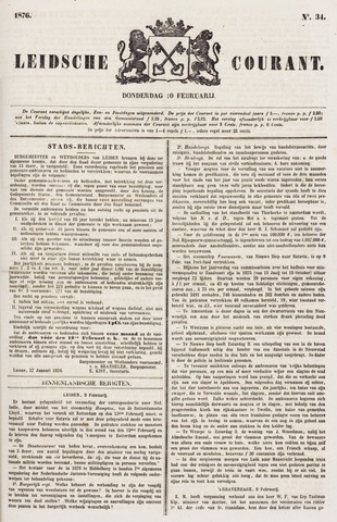 Leydse Courant 1876-02-10