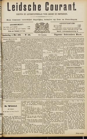 Leydse Courant 1890-05-08