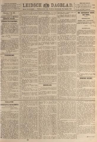 Leidsch Dagblad 1921-05-11