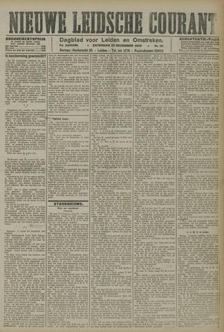 Nieuwe Leidsche Courant 1923-12-22