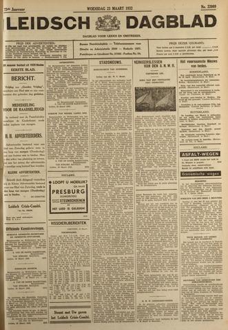 Leidsch Dagblad 1932-03-23