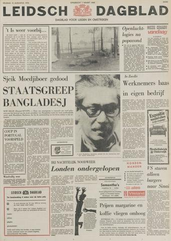 Leidsch Dagblad 1975-08-15