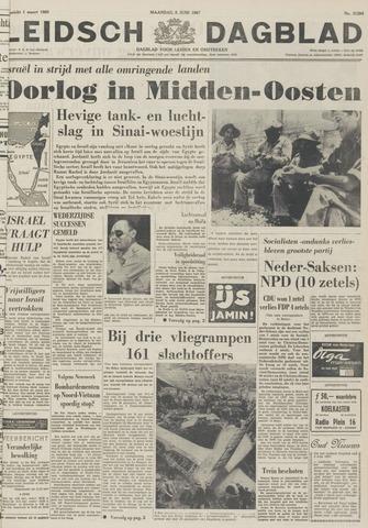 Leidsch Dagblad 1967-06-05