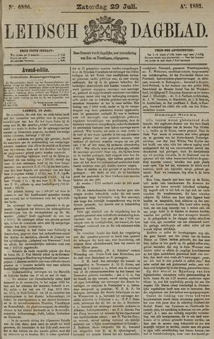 Leidsch Dagblad 1882-07-29