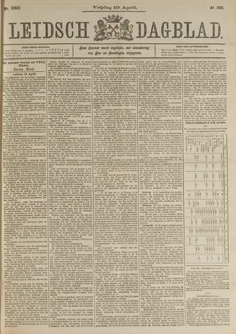 Leidsch Dagblad 1901-04-19