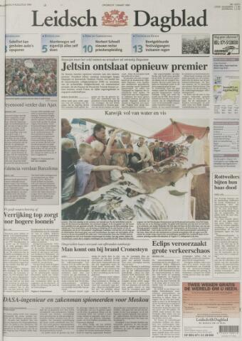 Leidsch Dagblad 1999-08-09