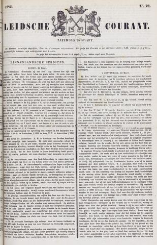 Leydse Courant 1882-03-25