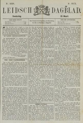 Leidsch Dagblad 1875-03-25
