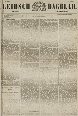 Leidsch Dagblad 1869-08-21