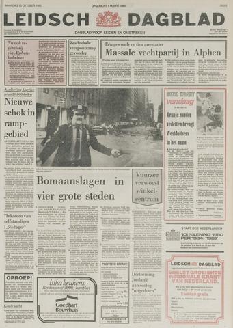 Leidsch Dagblad 1980-10-13
