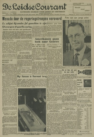 Leidse Courant 1958-06-27