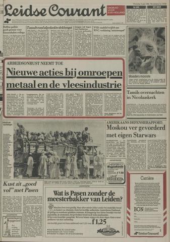 Leidse Courant 1985-04-03