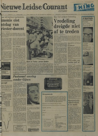 Nieuwe Leidsche Courant 1974-08-31
