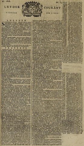 Leydse Courant 1808-07-13