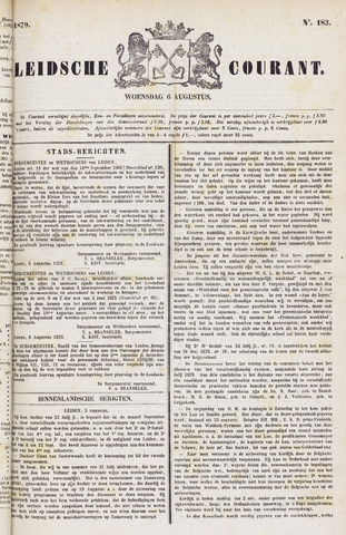 Leydse Courant 1879-08-06