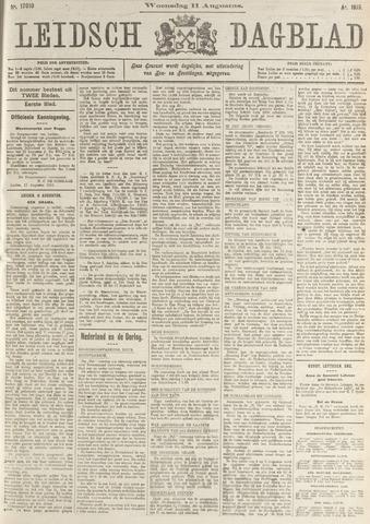 Leidsch Dagblad 1915-08-11