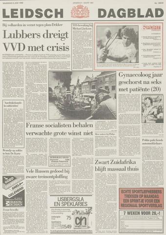 Leidsch Dagblad 1988-06-06
