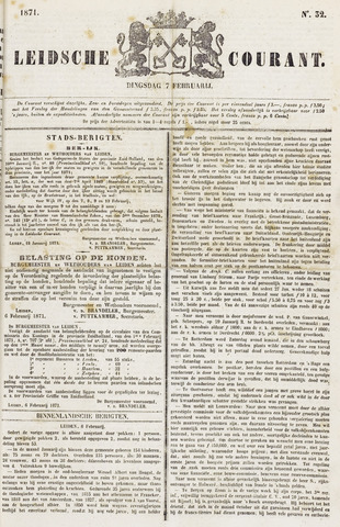 Leydse Courant 1871-02-07
