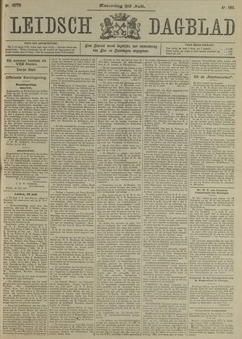 Leidsch Dagblad 1911-07-22