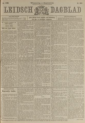 Leidsch Dagblad 1907-09-04