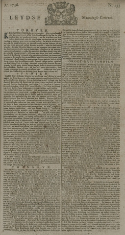 Leydse Courant 1736-11-05