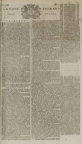 Leydse Courant 1790-04-30