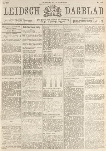 Leidsch Dagblad 1915-08-17