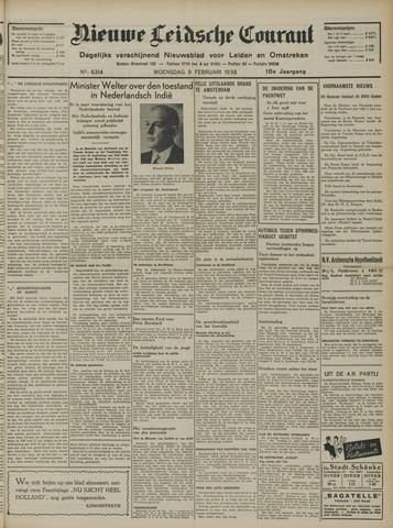 Nieuwe Leidsche Courant 1938-02-09